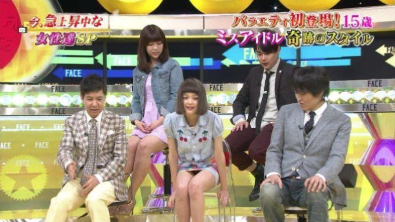 テレビ パンチラ 画像 52