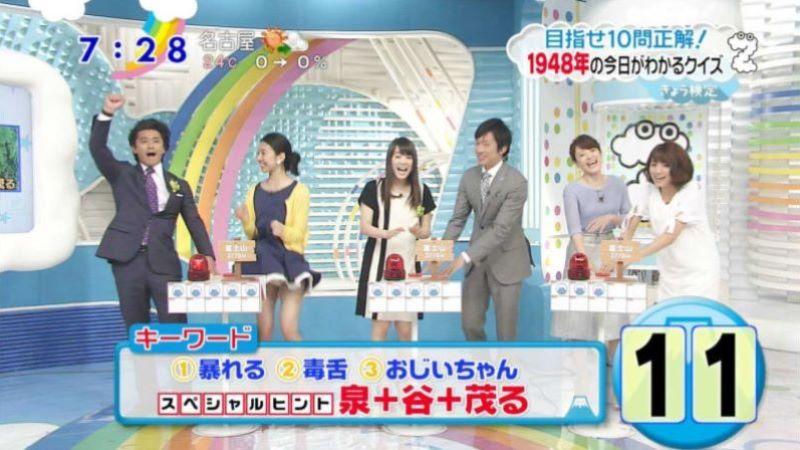 テレビ パンチラ 画像 55