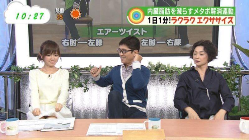 テレビ パンチラ 画像 57