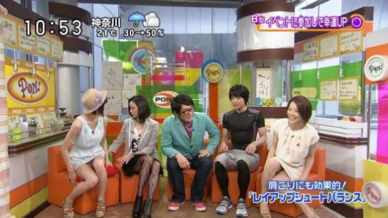 テレビ パンチラ 画像 61
