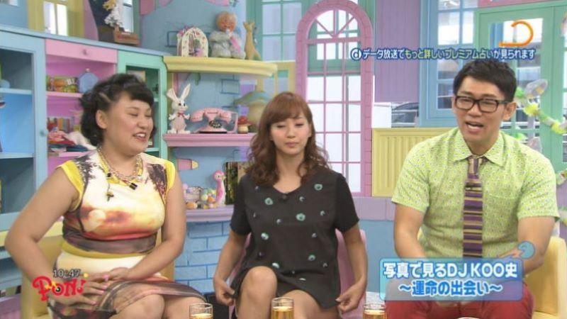 テレビ パンチラ 画像 77