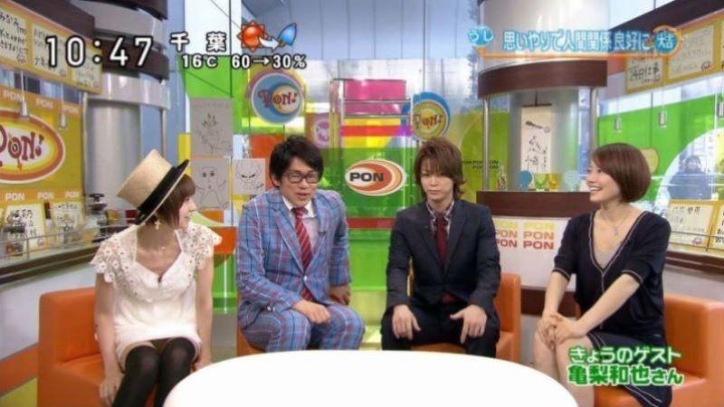 テレビ パンチラ 画像 80