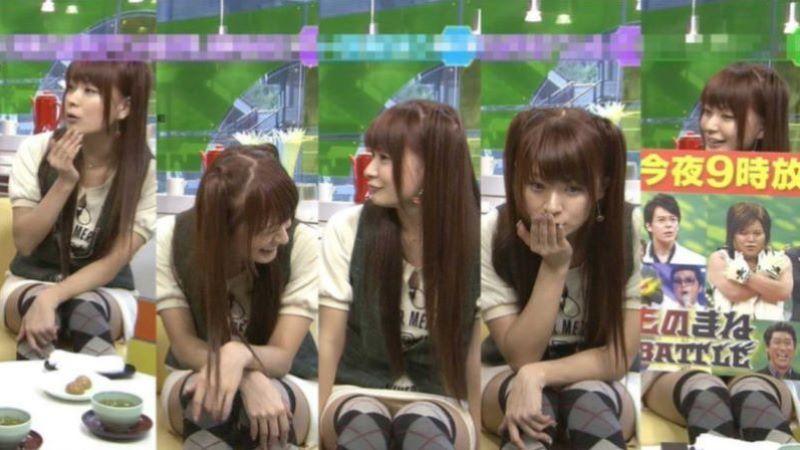テレビ パンチラ 画像 93