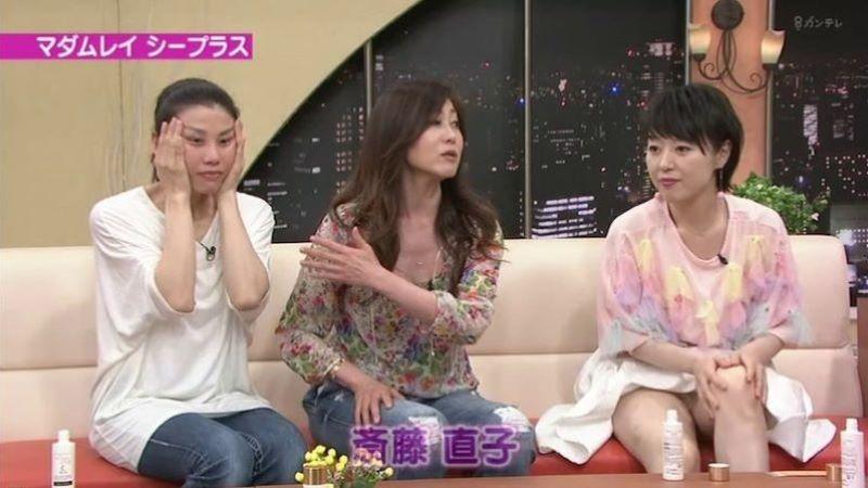 テレビ パンチラ 画像 116