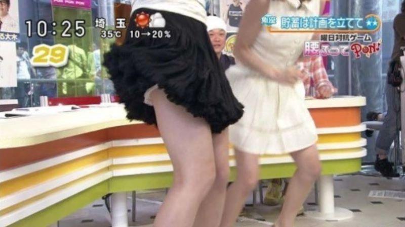 テレビ パンチラ 画像 131