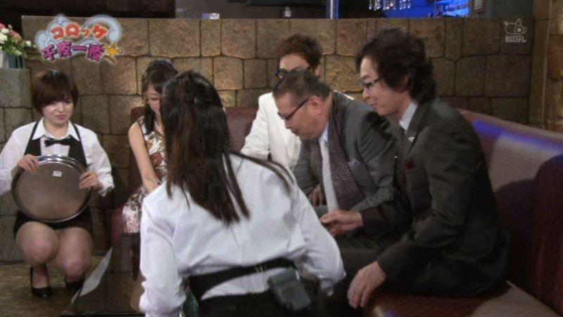 テレビ パンチラ 画像 135