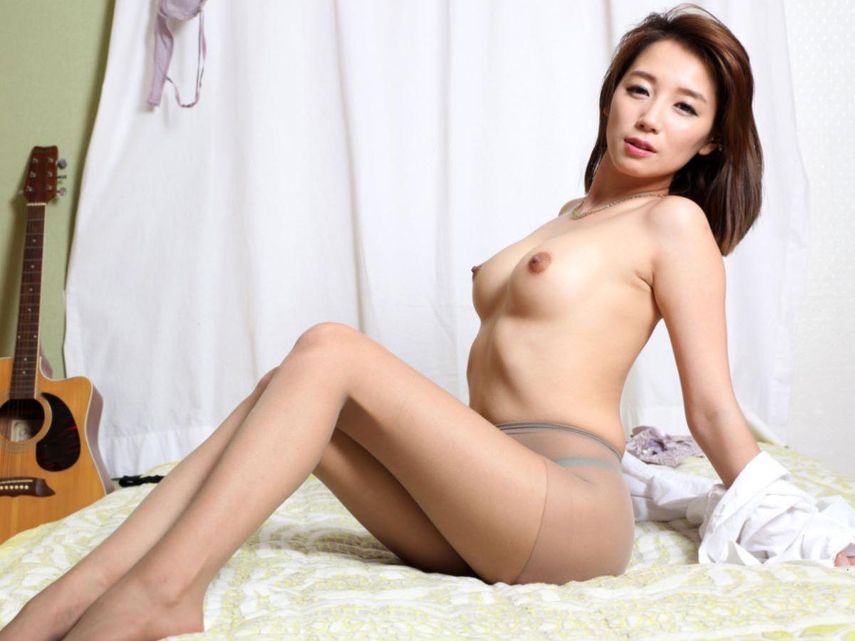 韓国人 美女 ヌード画像 25