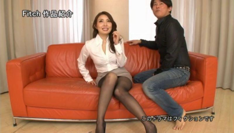 美人秘書 篠田れいこ エロ画像 34
