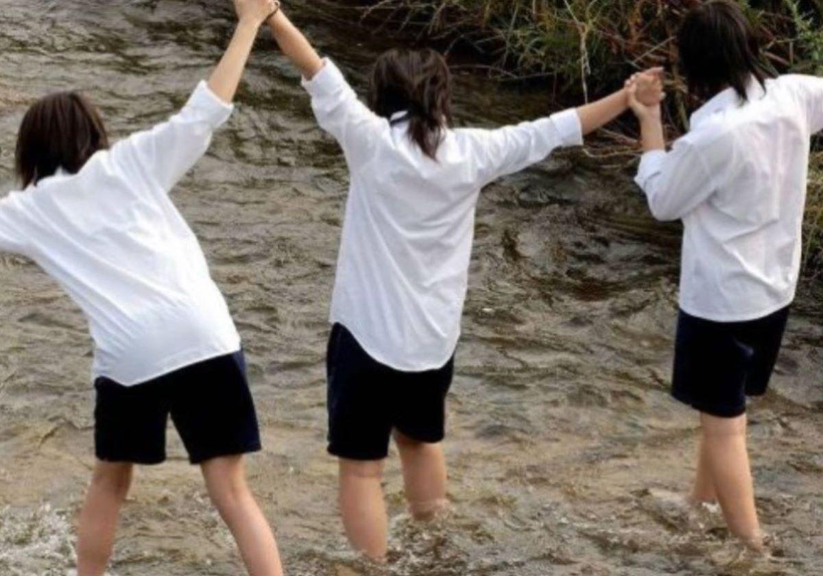 濡れ透け JK画像 10