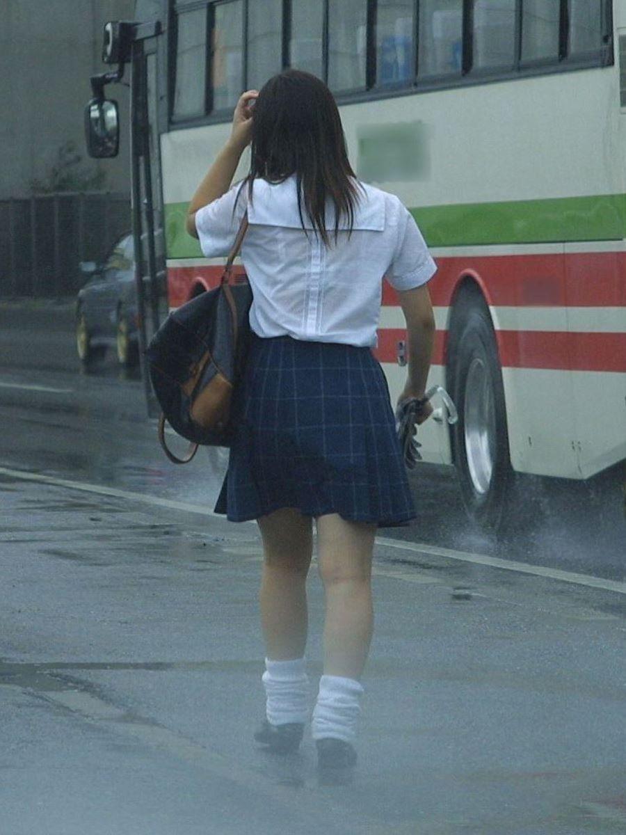 濡れ透け JK画像 28