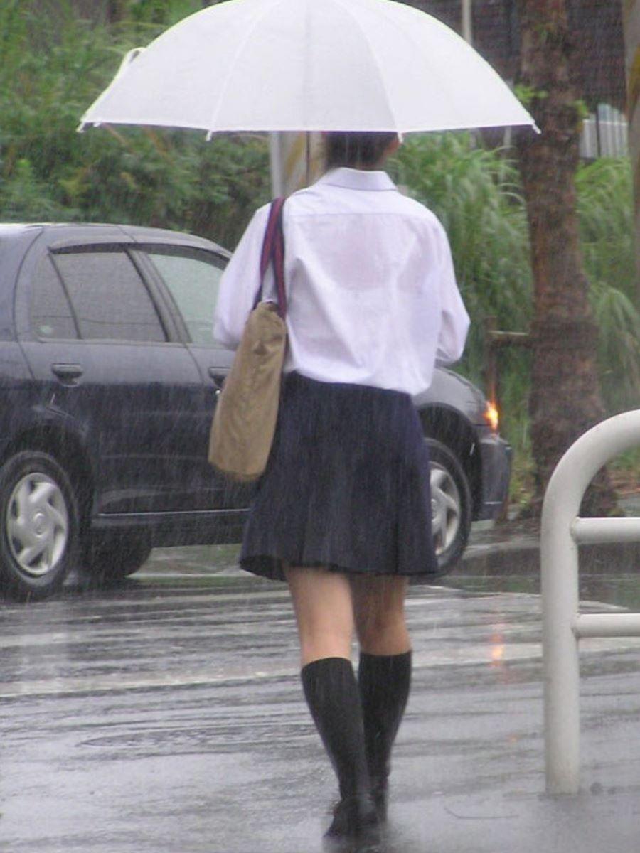 濡れ透け JK画像 29