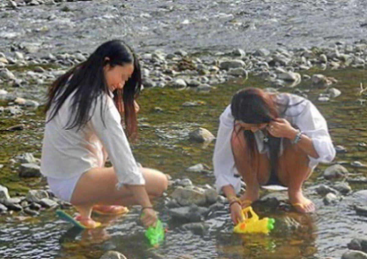 濡れ透け JK画像 40