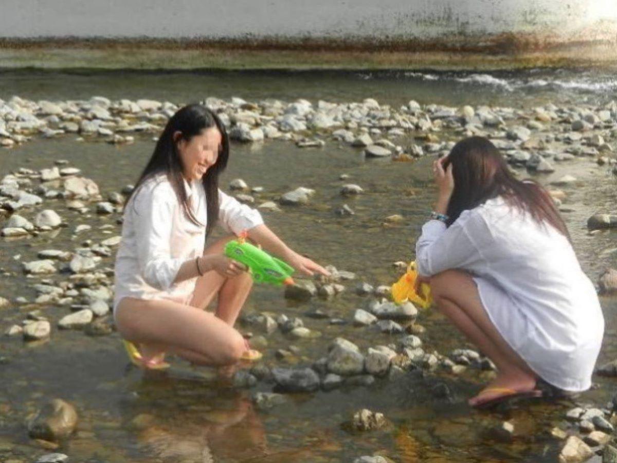 濡れ透け JK画像 41