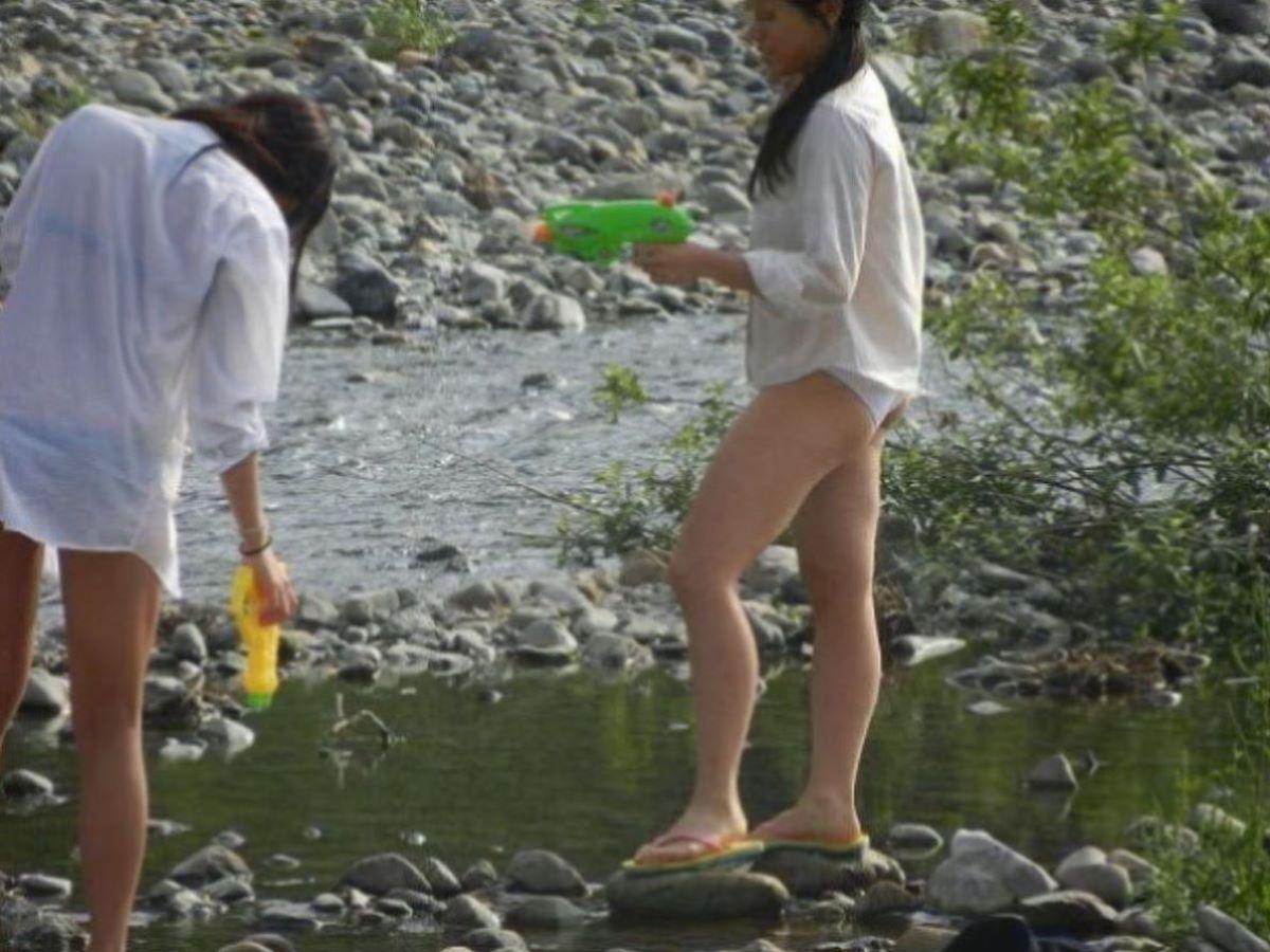 濡れ透け JK画像 42