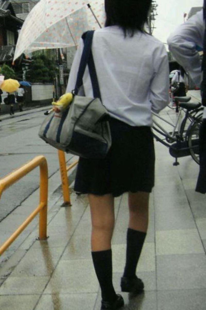 濡れ透け JK画像 48