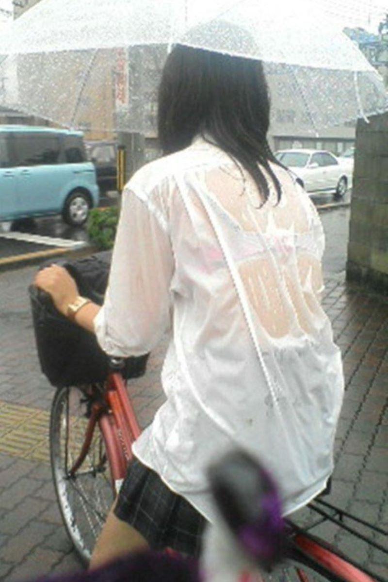 濡れ透け JK画像 59