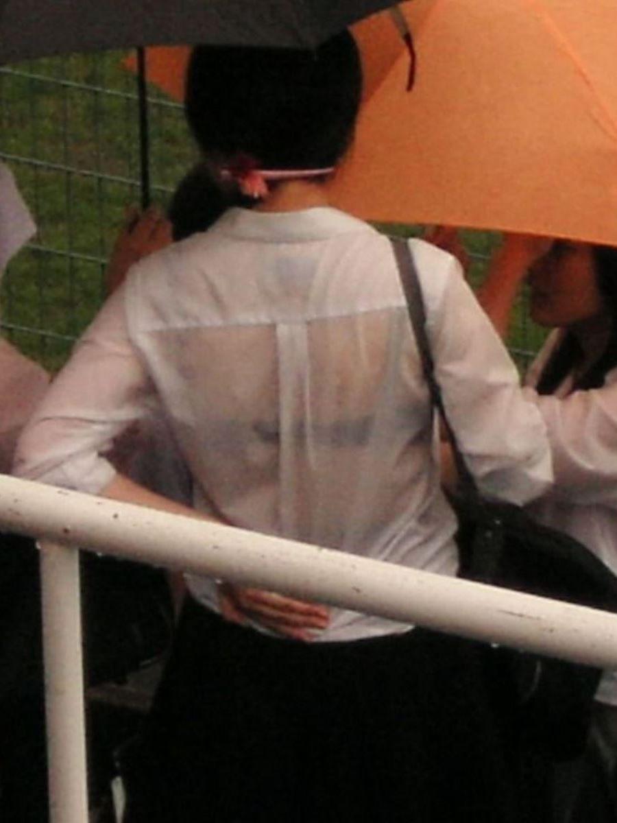 濡れ透け JK画像 61
