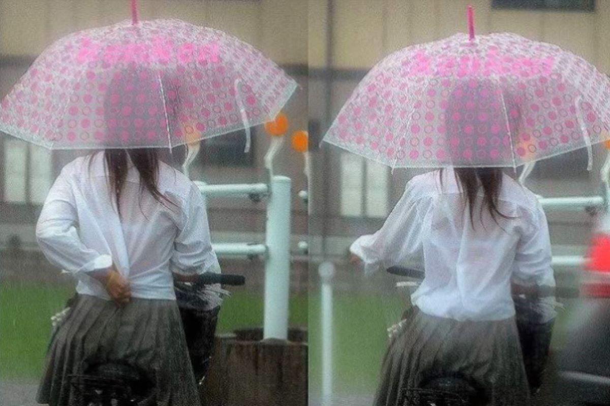 濡れ透け JK画像 66