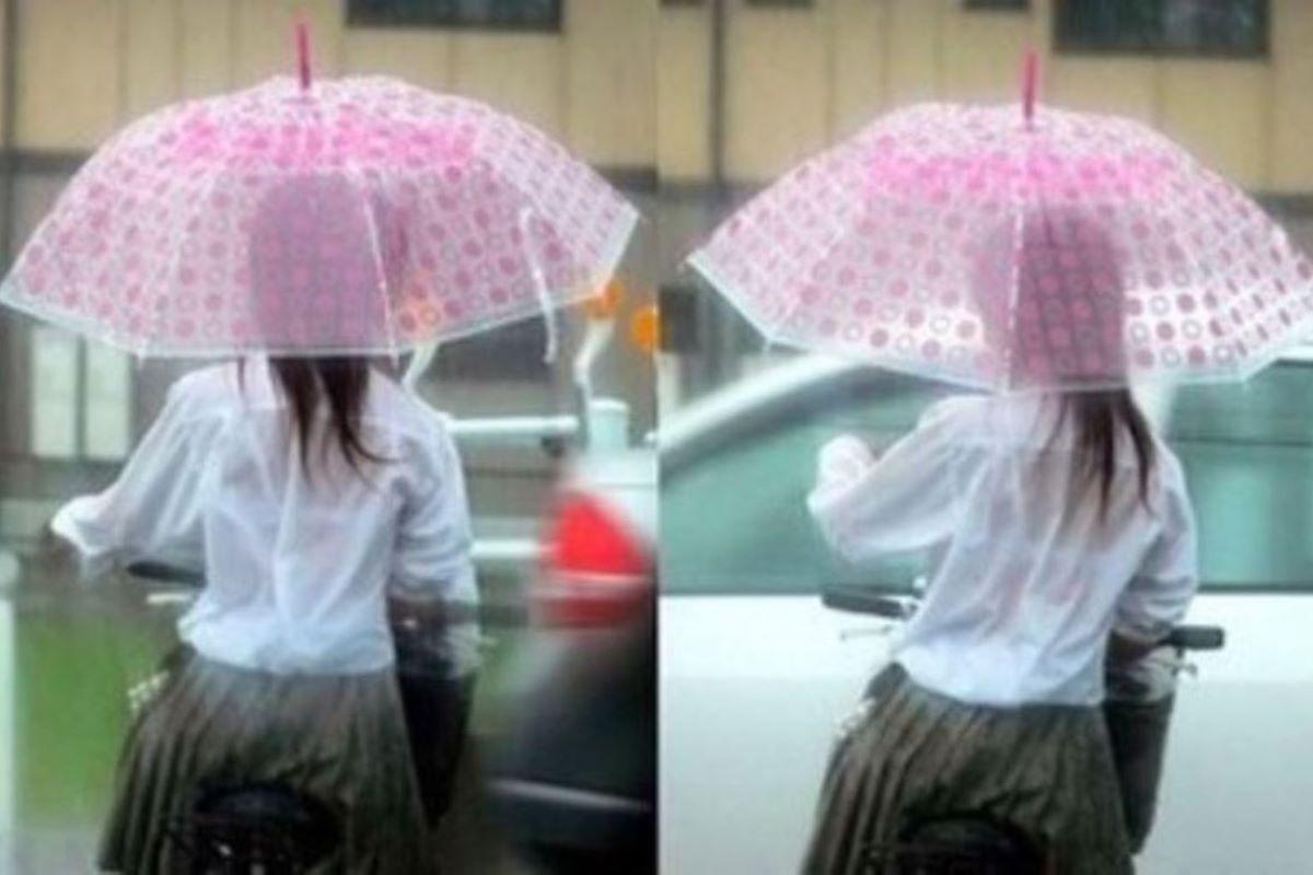濡れ透け JK画像 67