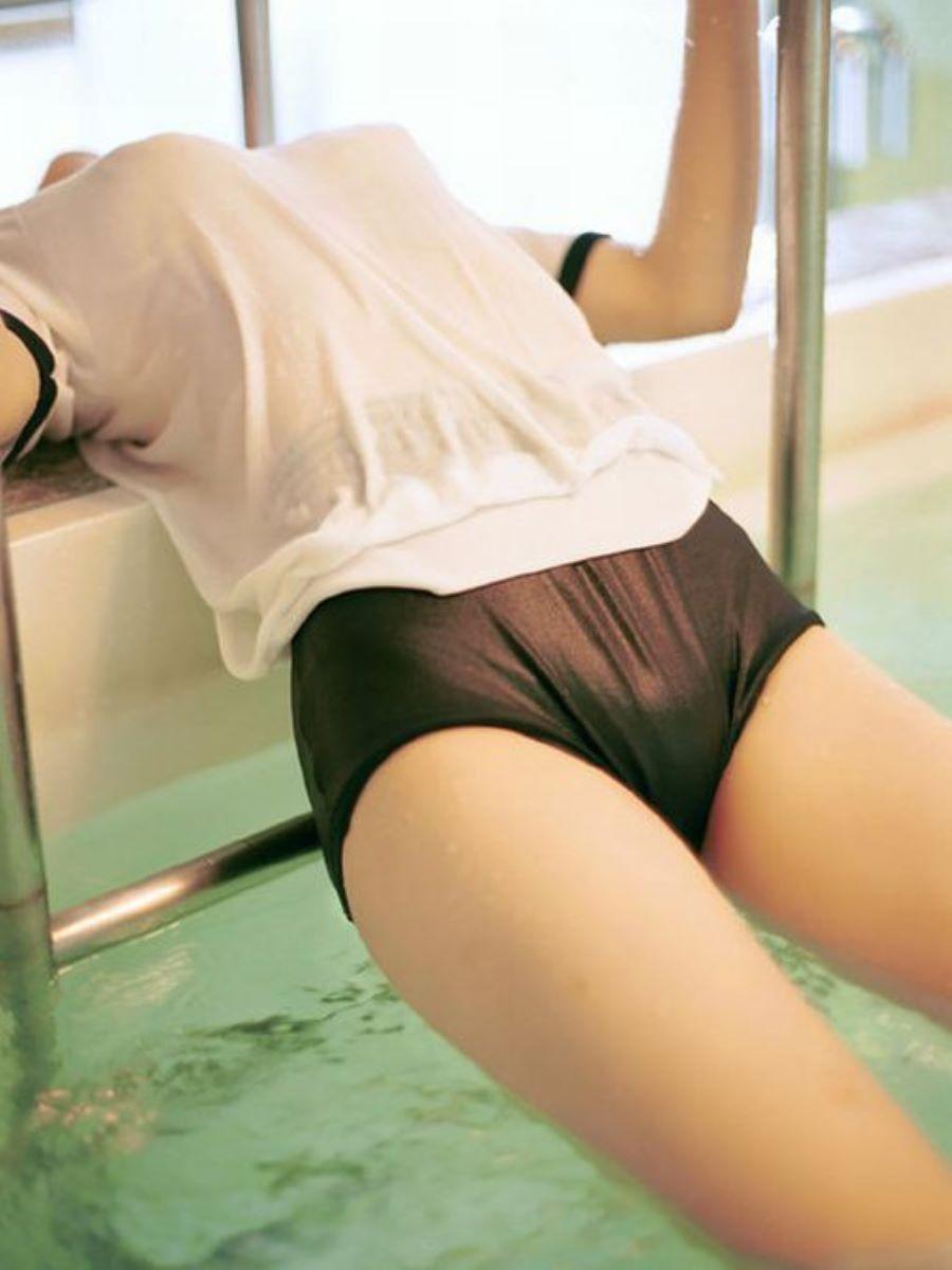 濡れ透け JK画像 92