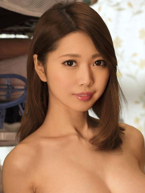 スリム巨乳妻 今永恭子 エロ画像 1