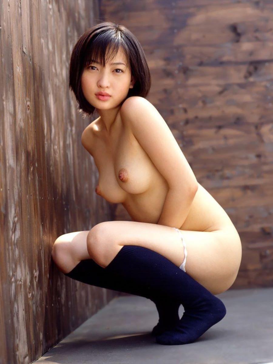 JK 裸ソックス画像 53