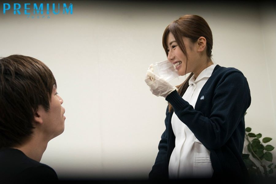 ハーフ看護師 新沢平蘭 エロ画像 3
