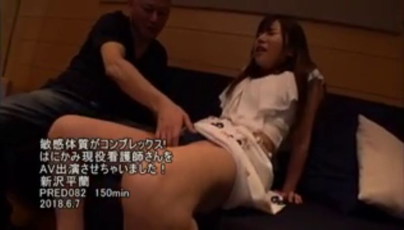 ハーフ看護師 新沢平蘭 エロ画像 33