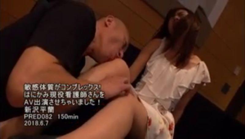 ハーフ看護師 新沢平蘭 エロ画像 34