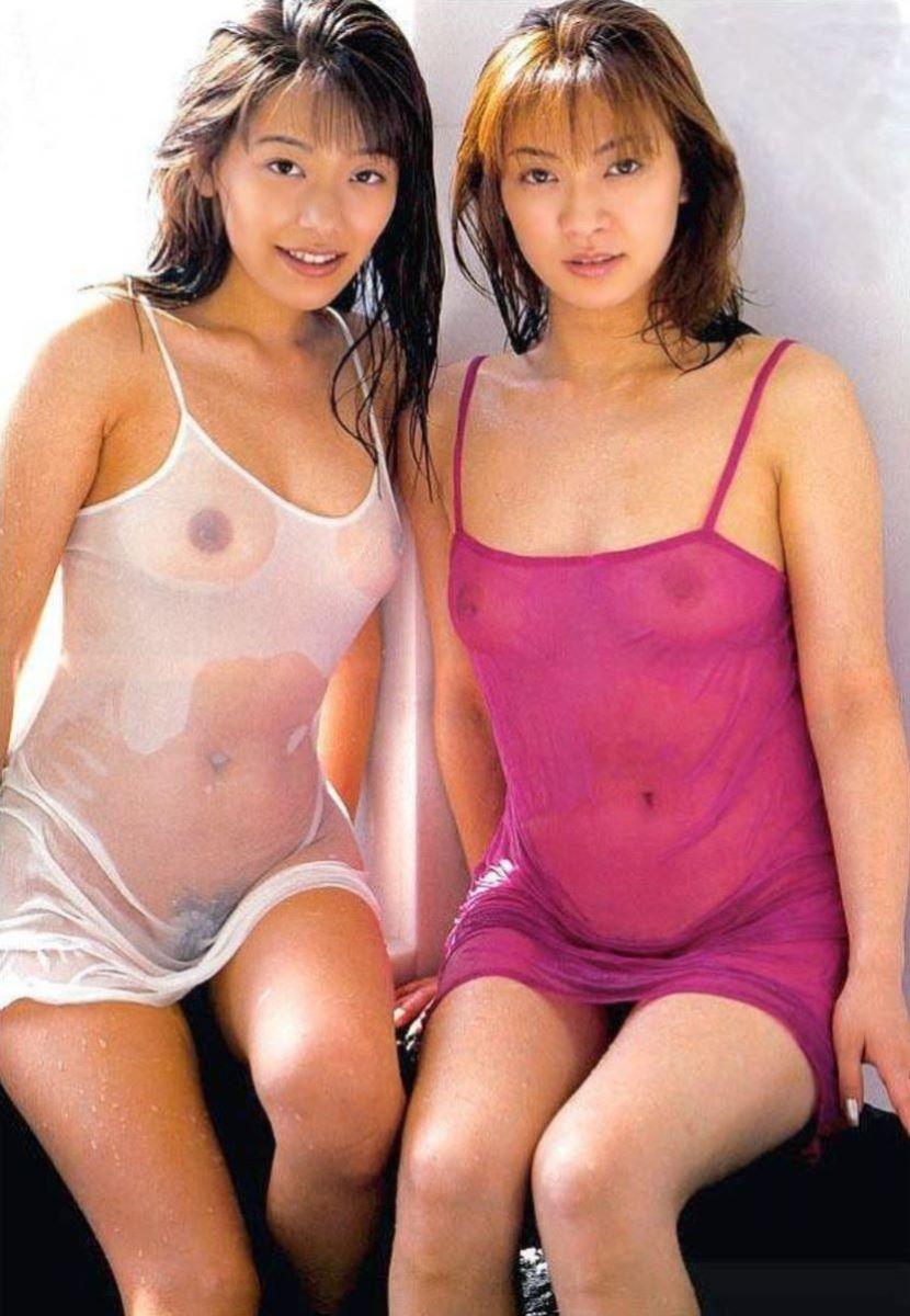 透け乳首 画像 13