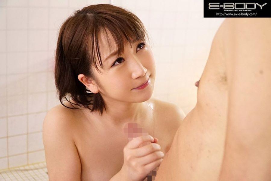 純白巨乳ソープ嬢 早川真白 エロ画像 8