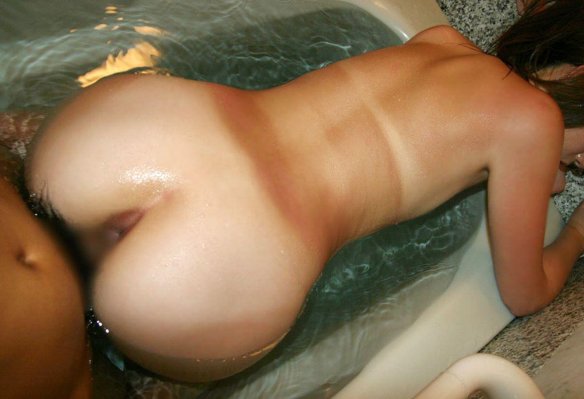 風呂場 入浴中 セックス画像 57