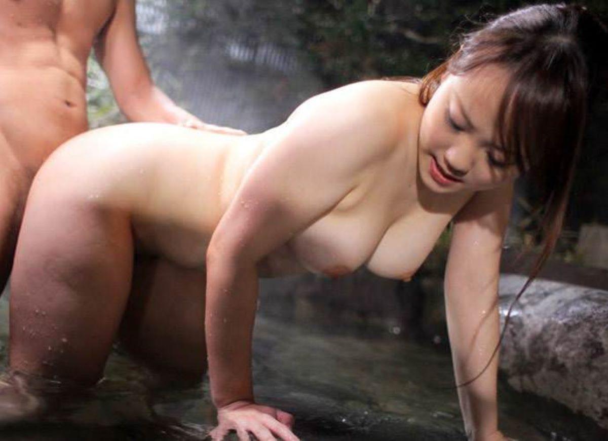 風呂場 入浴中 セックス画像 68