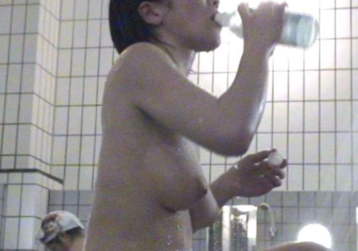 女湯 洗い場 画像 46