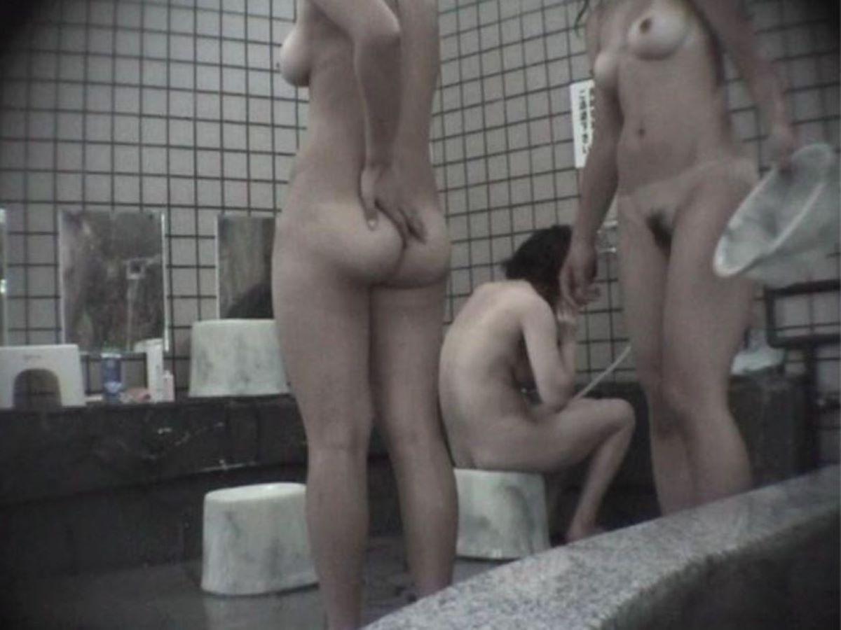 女湯 洗い場 画像 50