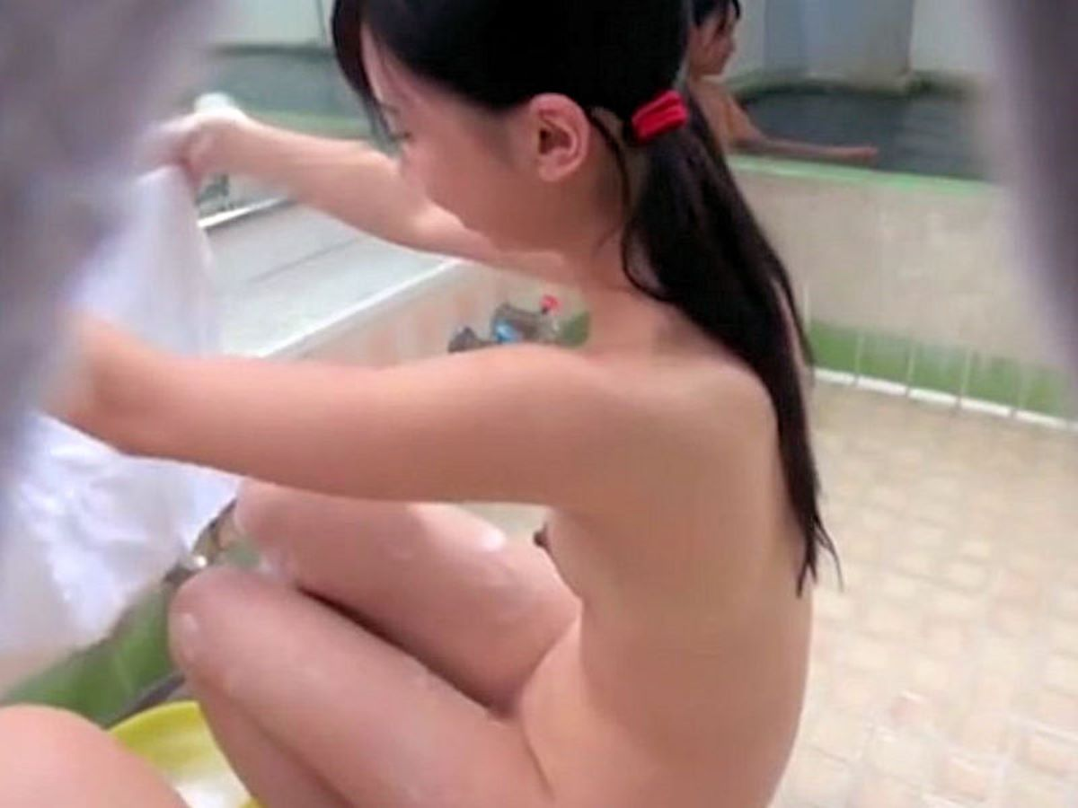 女湯 洗い場 画像 58