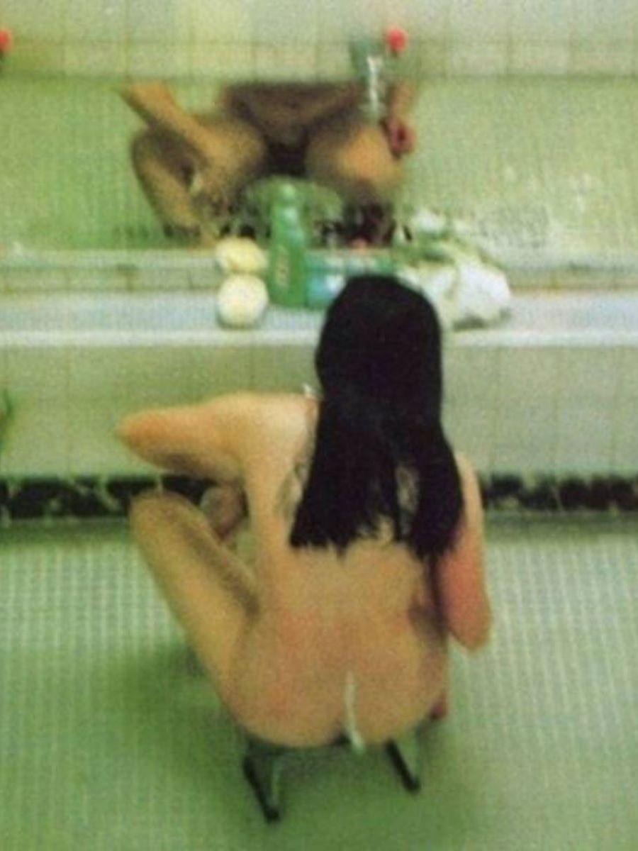 女湯 洗い場 画像 73