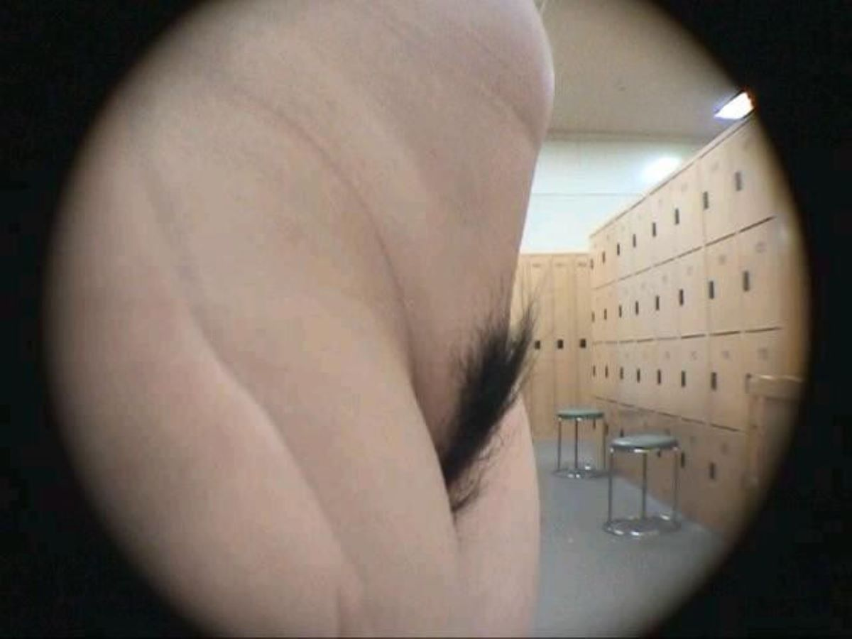 銭湯 温泉 脱衣所 エロ画像 92