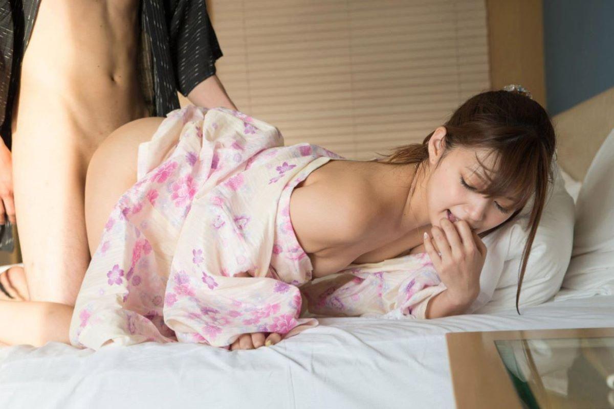 旅館 夏祭り 浴衣 浴衣姿 セックス画像 5