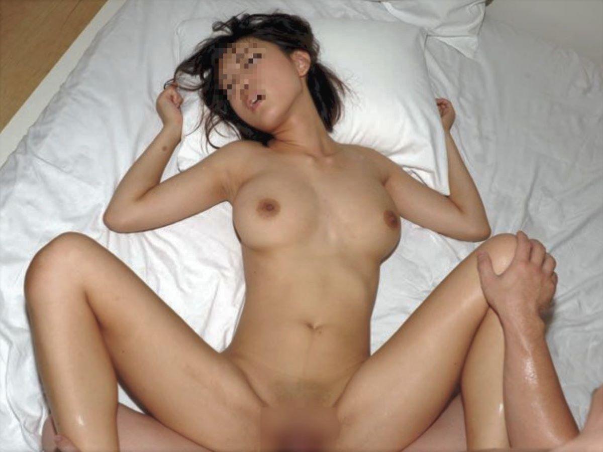 素人 彼女 セックス画像 126