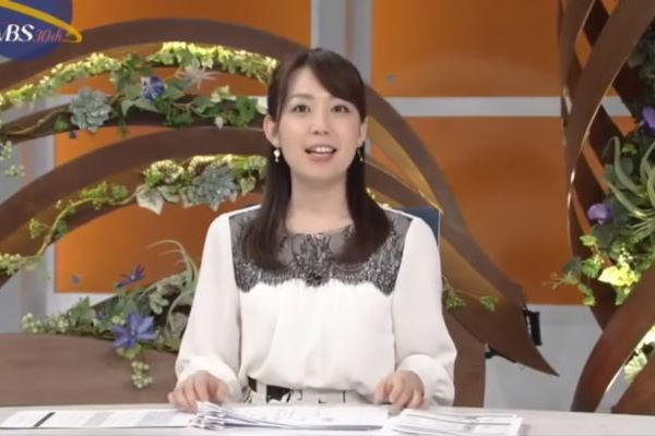 須黒清華アナの乳首がデカいことが判明…(※エロ画像あり)