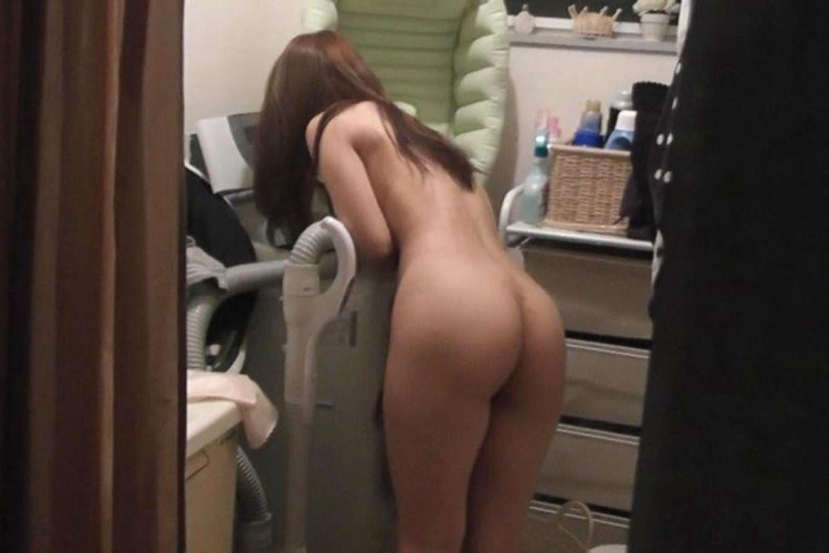 家庭内 素人 全裸 ヌード画像 5