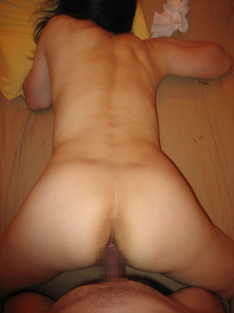 素人 後背位 セックス エロ画像 47