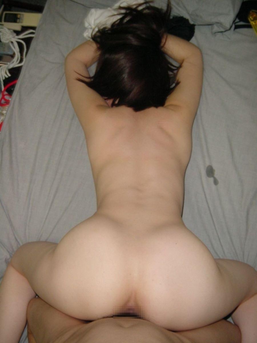素人 後背位 セックス エロ画像 62
