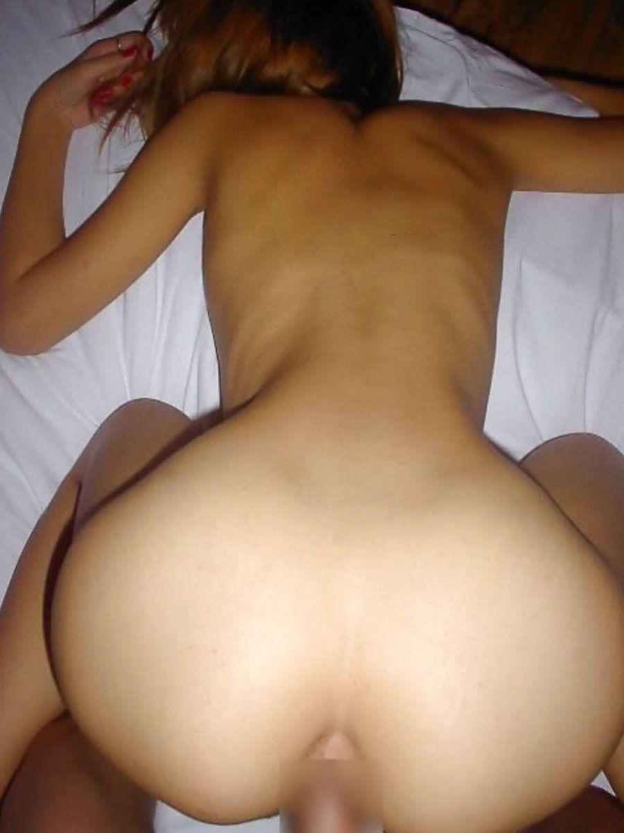 素人 後背位 セックス エロ画像 77