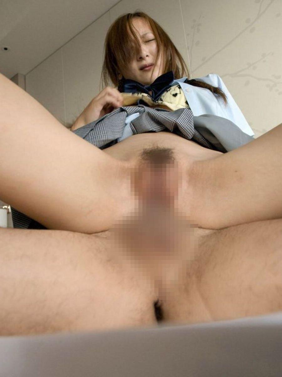 制服姿 JK 女子高生 セックス 35