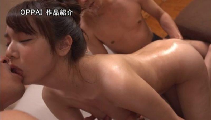 巨乳アルバイト店員 永井千里 エロ画像 35