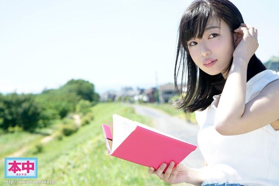 文学女子 朝比奈歩美 エロ画像 12