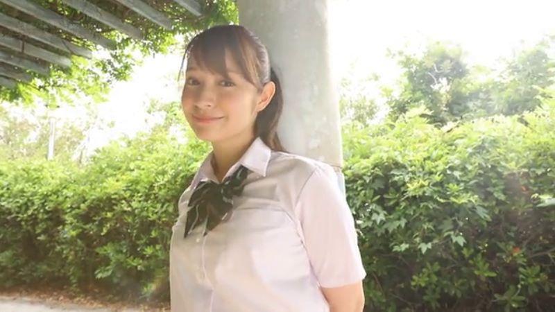ハーフ美少女 成宮りか エロ画像 43