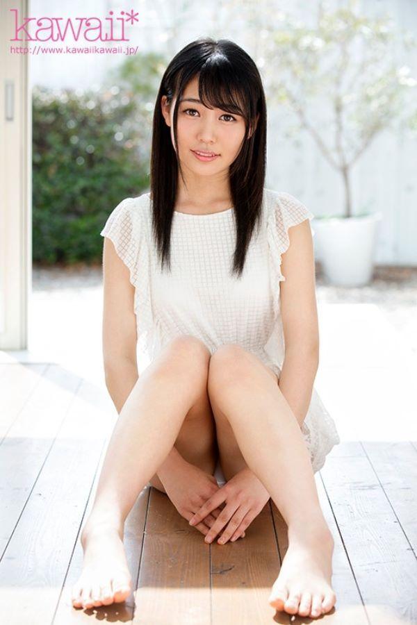 白川杏果 ガチ処女だった18歳の大絶頂セックス画像